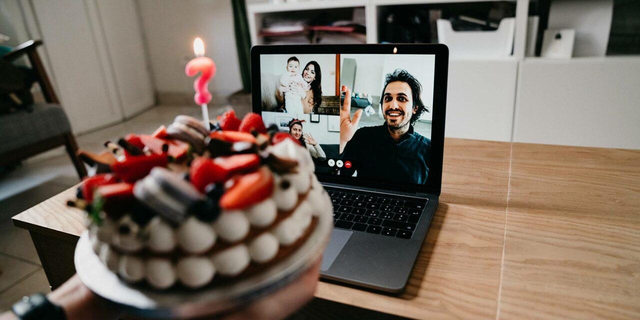 Veja o que é preciso para fazer uma festa virtual em 7 passos importantes!